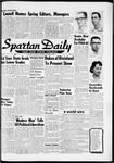 Spartan Daily, January 14, 1960 by San Jose State University, School of Journalism and Mass Communications