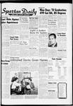 Spartan Daily, January 20, 1960 by San Jose State University, School of Journalism and Mass Communications