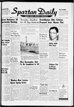 Spartan Daily, February 15, 1960 by San Jose State University, School of Journalism and Mass Communications