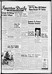 Spartan Daily, February 18, 1960 by San Jose State University, School of Journalism and Mass Communications