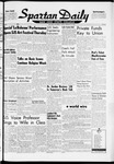 Spartan Daily, February 23, 1960 by San Jose State University, School of Journalism and Mass Communications