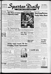 Spartan Daily, February 24, 1960 by San Jose State University, School of Journalism and Mass Communications