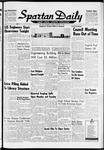 Spartan Daily, February 25, 1960 by San Jose State University, School of Journalism and Mass Communications