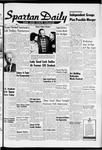 Spartan Daily, February 29, 1960