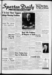 Spartan Daily, March 3, 1960