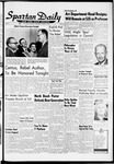 Spartan Daily, March 9, 1960