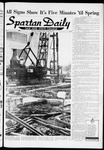 Spartan Daily, March 18, 1960