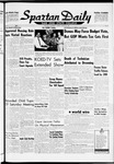 Spartan Daily, March 22, 1960