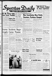 Spartan Daily, March 23, 1960