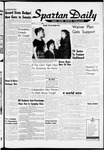 Spartan Daily, March 25, 1960 by San Jose State University, School of Journalism and Mass Communications