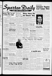 Spartan Daily, March 29, 1960