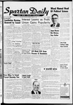 Spartan Daily, March 31, 1960 by San Jose State University, School of Journalism and Mass Communications