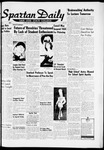 Spartan Daily, April 20, 1960 by San Jose State University, School of Journalism and Mass Communications