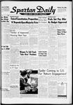 Spartan Daily, April 26, 1960