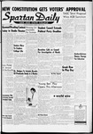 Spartan Daily, April 28, 1960 by San Jose State University, School of Journalism and Mass Communications