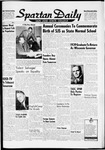 Spartan Daily, May 2, 1960 by San Jose State University, School of Journalism and Mass Communications