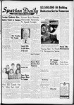Spartan Daily, May 6, 1960 by San Jose State University, School of Journalism and Mass Communications