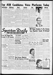 Spartan Daily, May 10, 1960