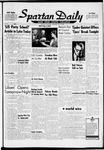 Spartan Daily, May 18, 1960