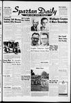 Spartan Daily, May 25, 1960