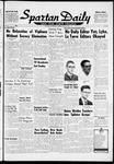 Spartan Daily, May 26, 1960