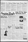 Spartan Daily, June 1, 1960