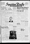 Spartan Daily, September 30, 1960 by San Jose State University, School of Journalism and Mass Communications