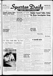 Spartan Daily, October 6, 1960 by San Jose State University, School of Journalism and Mass Communications