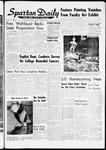 Spartan Daily, October 10, 1960 by San Jose State University, School of Journalism and Mass Communications