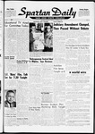 Spartan Daily, October 13, 1960 by San Jose State University, School of Journalism and Mass Communications