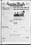 Spartan Daily, October 17, 1960