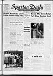 Spartan Daily, October 18, 1960 by San Jose State University, School of Journalism and Mass Communications