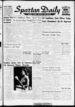 Spartan Daily, October 19, 1960