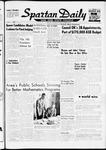Spartan Daily, October 20, 1960