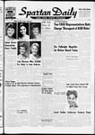 Spartan Daily, October 21, 1960 by San Jose State University, School of Journalism and Mass Communications