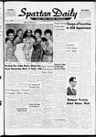 Spartan Daily, October 24, 1960 by San Jose State University, School of Journalism and Mass Communications
