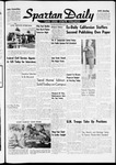 Spartan Daily, October 26, 1960 by San Jose State University, School of Journalism and Mass Communications