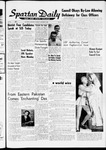 Spartan Daily, October 27, 1960 by San Jose State University, School of Journalism and Mass Communications
