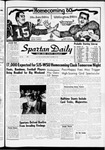 Spartan Daily, October 28, 1960 by San Jose State University, School of Journalism and Mass Communications