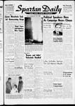 Spartan Daily, October 31, 1960