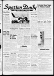Spartan Daily, November 2, 1960 by San Jose State University, School of Journalism and Mass Communications
