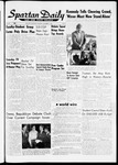 Spartan Daily, November 3, 1960 by San Jose State University, School of Journalism and Mass Communications