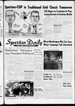 Spartan Daily, November 4, 1960 by San Jose State University, School of Journalism and Mass Communications