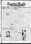 Spartan Daily, November 7, 1960