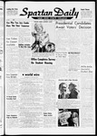 Spartan Daily, November 8, 1960