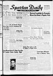 Spartan Daily, November 10, 1960