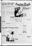 Spartan Daily, November 14, 1960 by San Jose State University, School of Journalism and Mass Communications