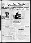Spartan Daily, November 15, 1960
