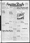Spartan Daily, November 16, 1960