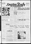 Spartan Daily, November 17, 1960 by San Jose State University, School of Journalism and Mass Communications